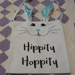 Other - Rabbit tote bag